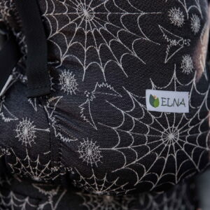 Marsupiu Ergonomic ELNA Dracula Black