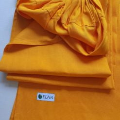 Sling cu Inele  din In Electric Yellow